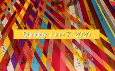 Virtual Worship for June 7 2020