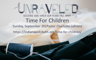 Time for Children for Sunday, September 20, 200