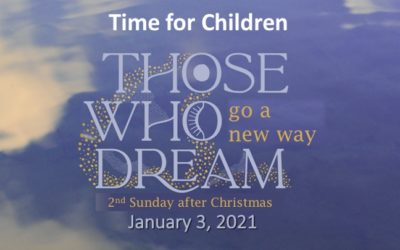 Time for Children for Sunday, January 3, 2021