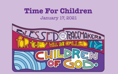 Time for Children for Sunday, January