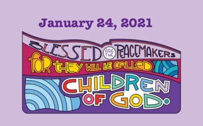 Time for Children for Sunday, January 24, 2021