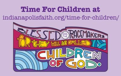 Time for Children for Sunday, January 31