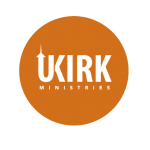 UKirk Ministries logo orange