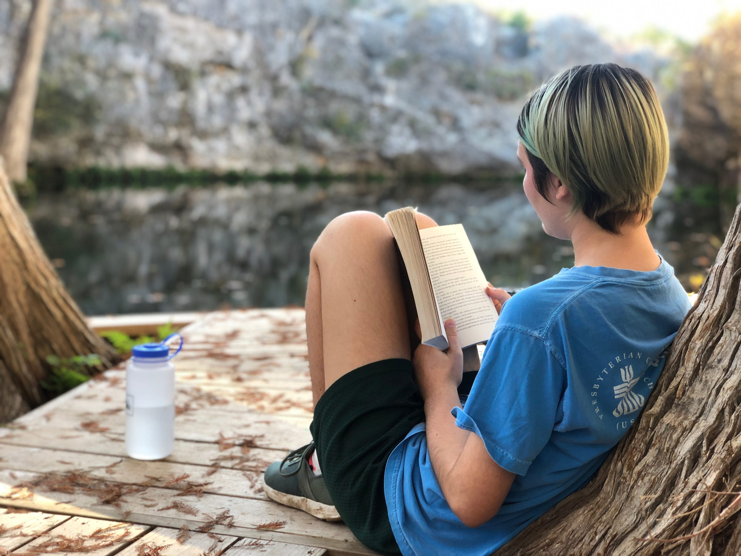 Reading on Retreat