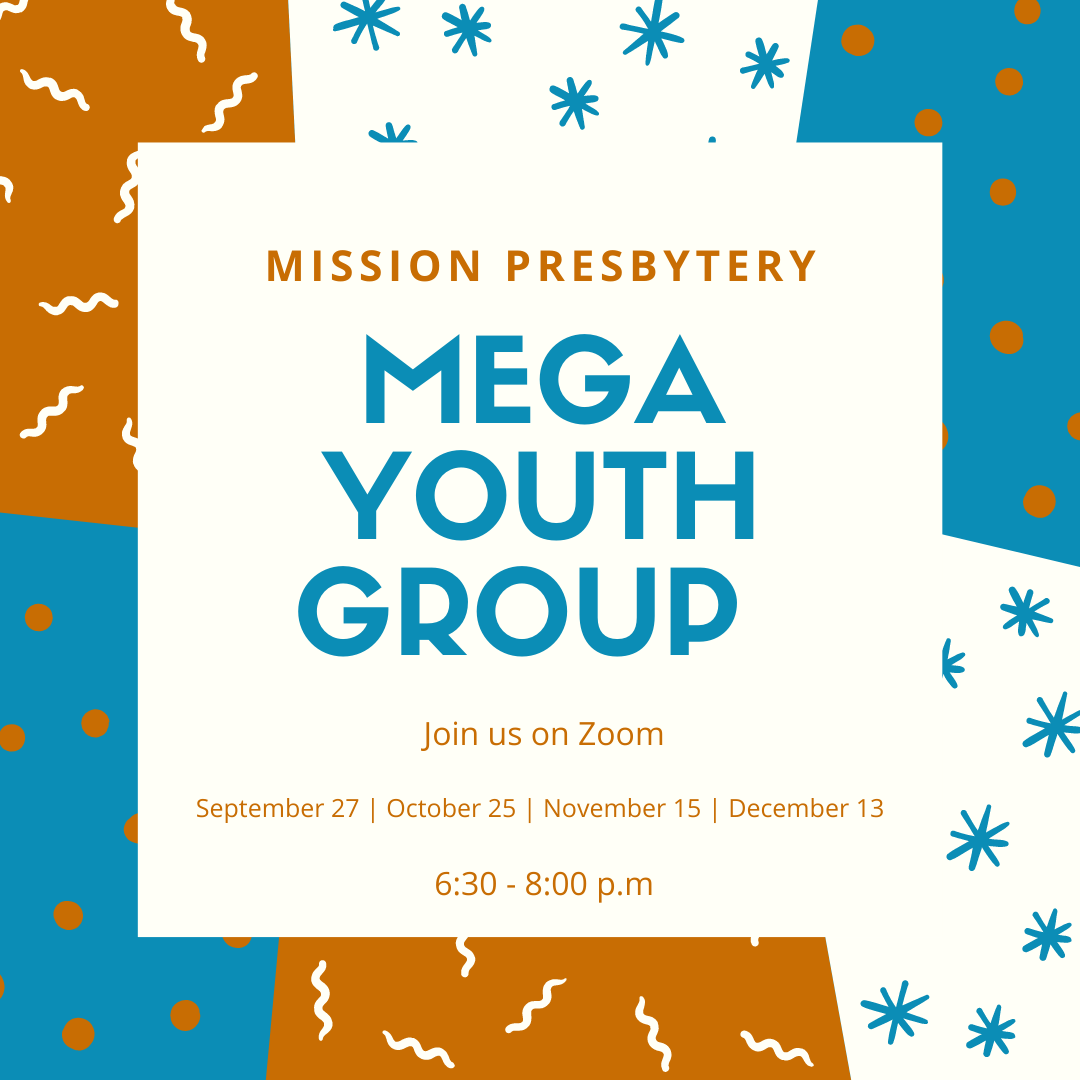 youth group meeting announcement