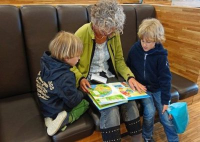 Intergenerational Connections