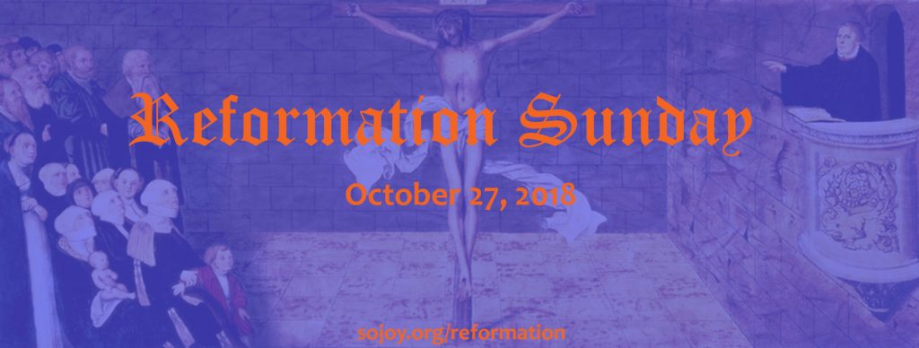 Reformation Banner