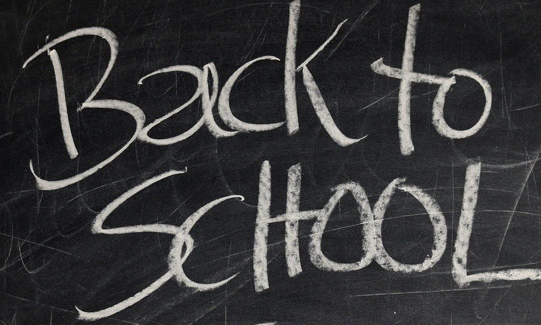 Rituals and Transitions: Back-to-School Litanies