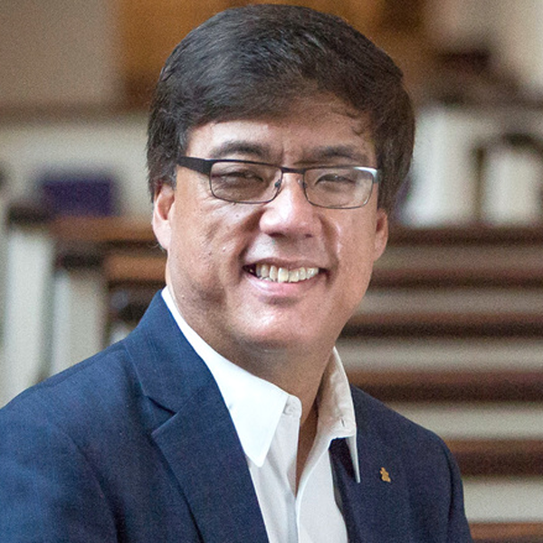 Rev. Dr. Rodger Nishioka