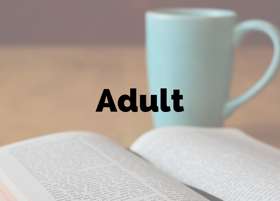 Adult Ministries Remote Resources