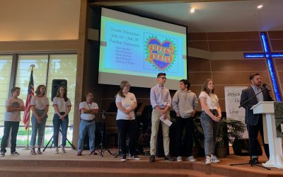 September 2019 Presbytery Gathering Photos