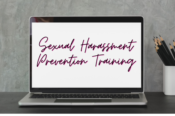 Online Sexual Harassment Prevention Training