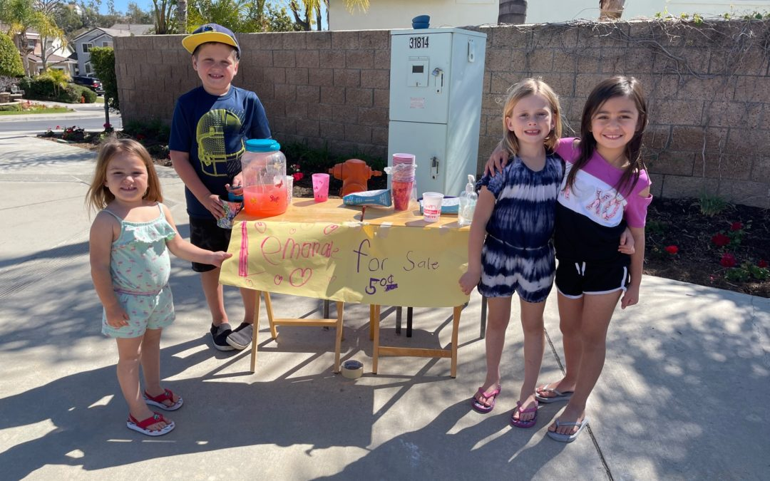 One Great Hour of Sharing: Trabuco Children Making a Difference