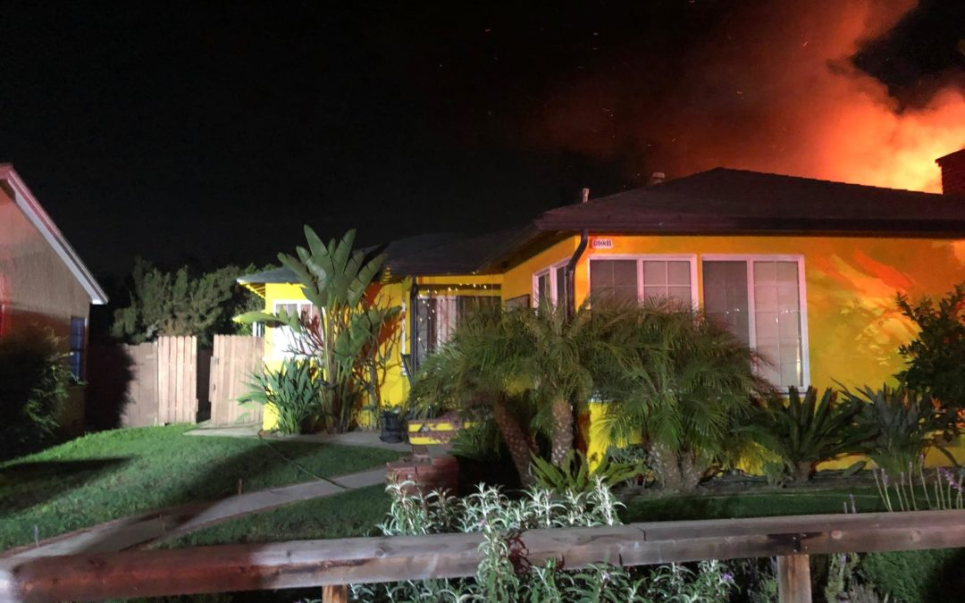 Fire! Conflagrations, Congregations, and Council Committees