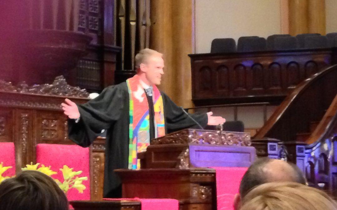 Celebrating the Ordination and Installation of Dan Vigilante