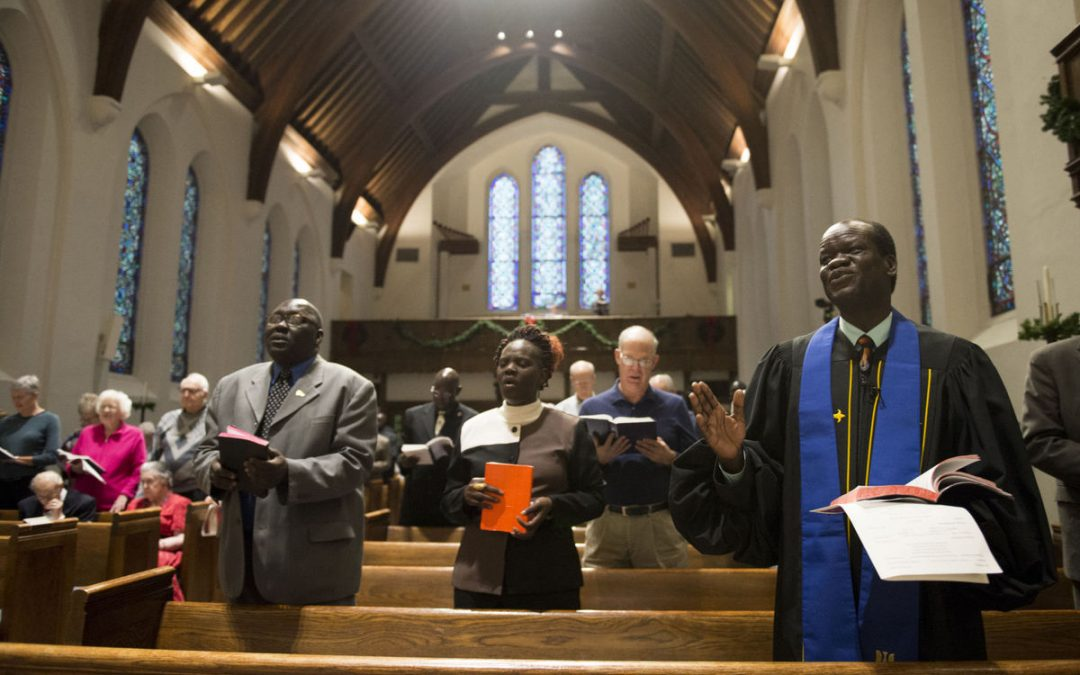 First Presbyterian, Lincoln, Joins the Covenant Network