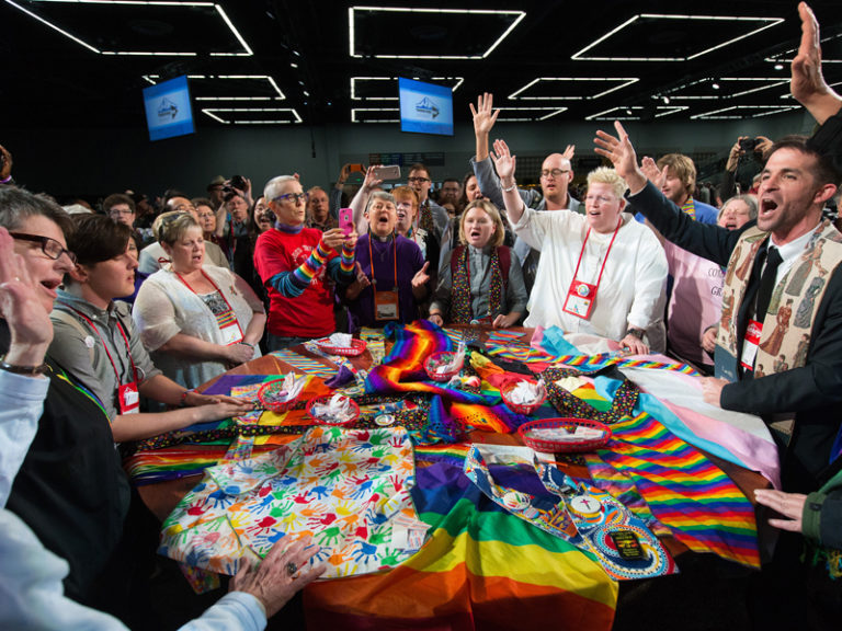 Covenant Network Board Statement on UMC General Conference: Prayer, Encouragement, Partnership