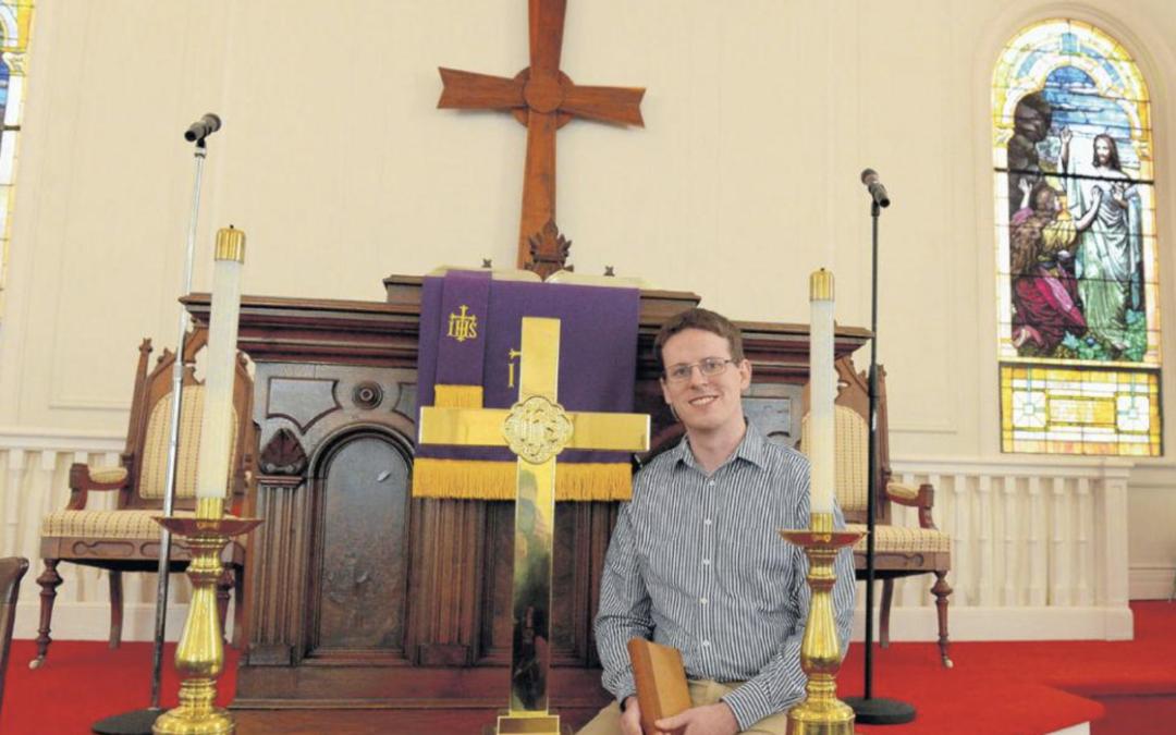 Virtual Sermon by the Rev. Matt Gaventa
