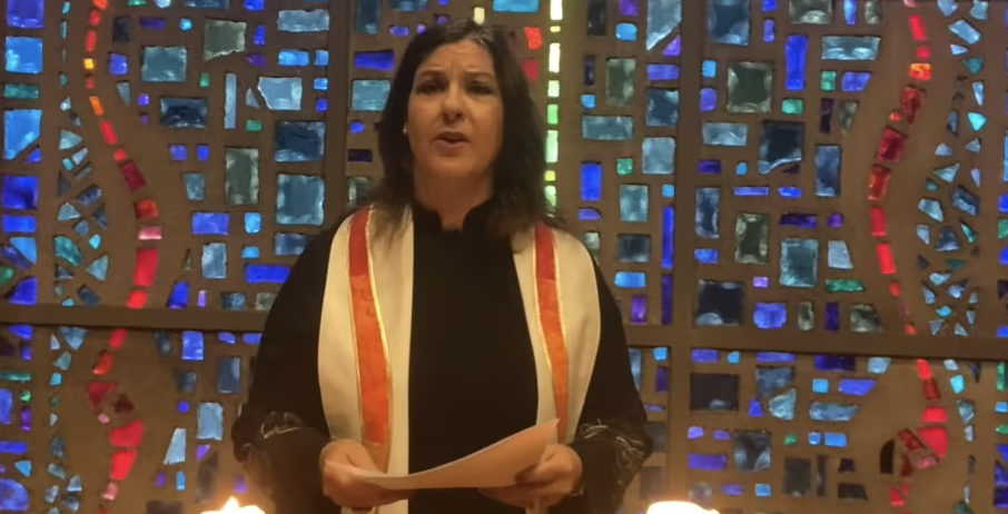 August 1 sermon from Covenant Network of Presbyterians